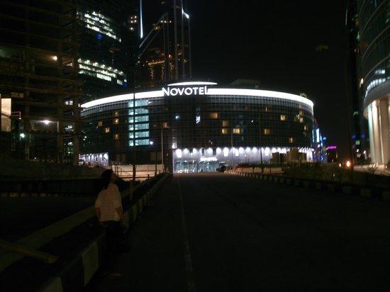 Novotel Moscow City: Exterior