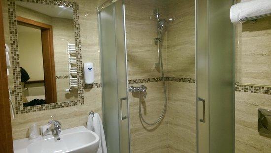 Conrad Hotel & Spa: bagno