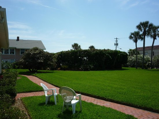 Beachfront Bed & Breakfast: View from lighthouse