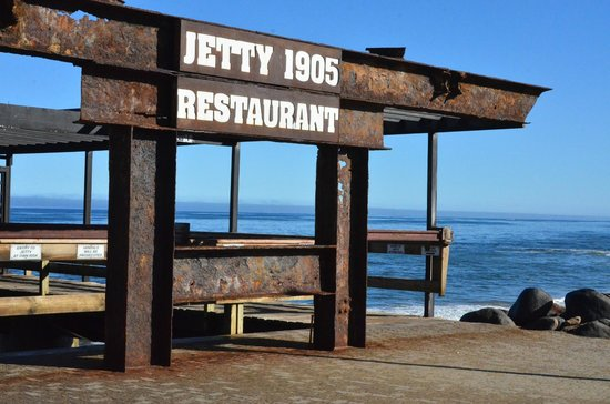 The Tug: The Jetty