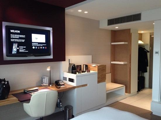 Pullman Eindhoven Cocagne: Spacious and design