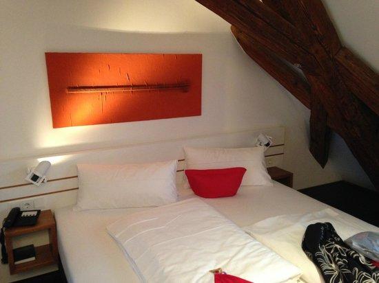 Hotel Restaurant Löwen: Zimmer