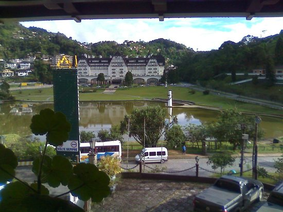 Gallardin Palace Hotel : A Bela Vista da Janela
