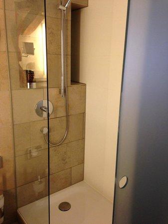Hotel Restaurant Löwen: Dusche