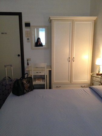 Hotel Villa Margherita : Chambre pour 2