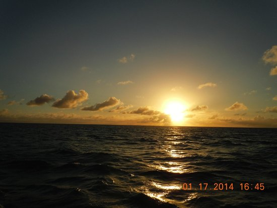 Passaat Classic Schooner: Sunset