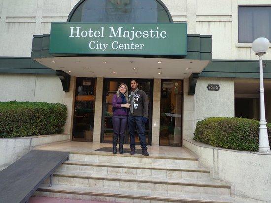 Hotel Majestic: Noivado perfeito