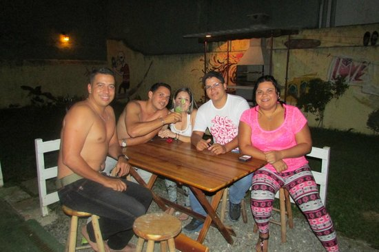 Hostel Jardim São Paulo : Amigos