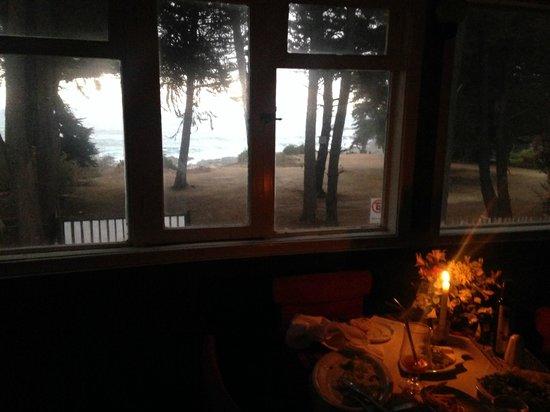 Hosteria La Candela : view