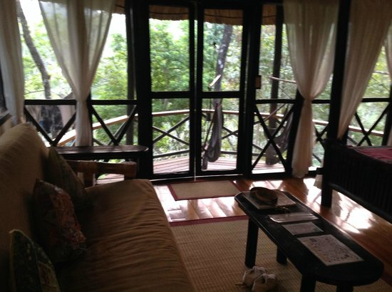 Table Rock Jungle Lodge : Cabana