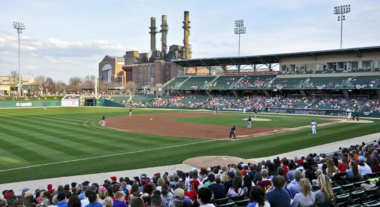 Victory Field, Indianapolis, IN