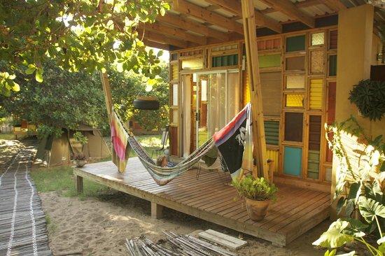 Mozambeat Motel: cabin @ mozambeat