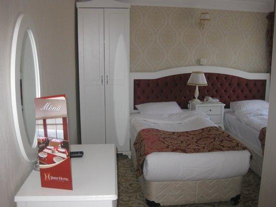 Seref Hotel : Room