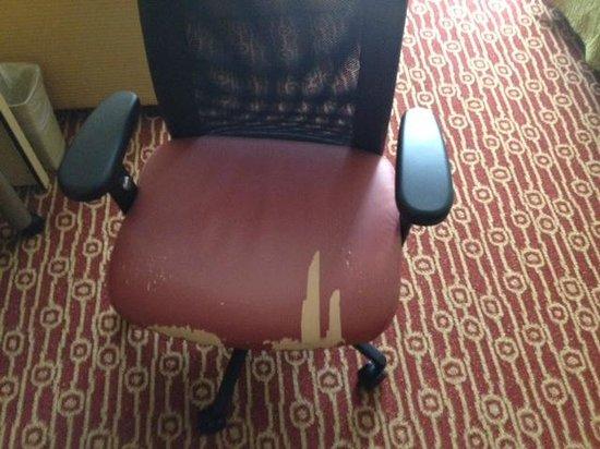 TownePlace Suites Tampa Westshore/Airport: poor housekeeping