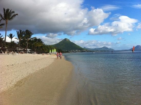 Sugar Beach Resort & Spa: plage du sugar beach