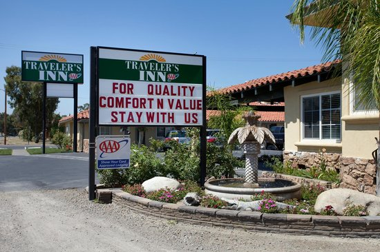 Traveler's Inn: Rated # 1 Hotel in Williams, CA  See for youself