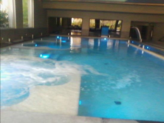 Hotel San Giorgio : Piscina idromassaggio