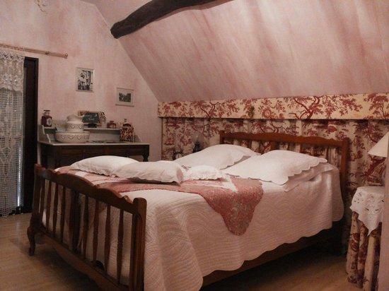 La Tourangelle: La nostra petit chambre
