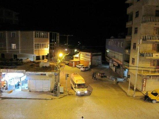 Hotel Ortadogu: Ortadoğu otelinden Doğubeyazıt gece