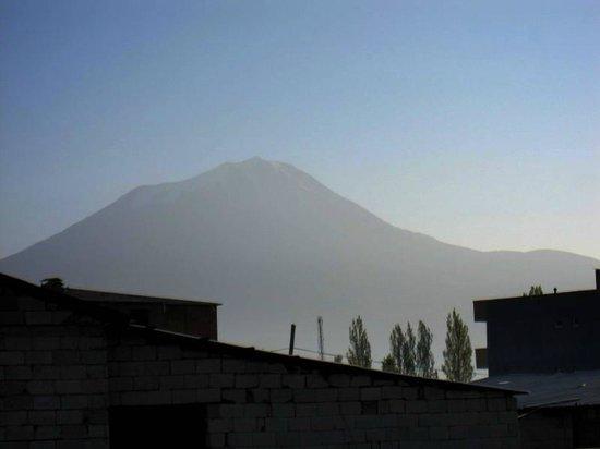 Hotel Ortadogu: Ortadoğu otelinden Ağrı dağıOrtadoğu otelinden Ağrı dağı
