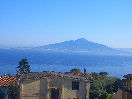 Grand Hotel Vesuvio : Vista de tirar o folego