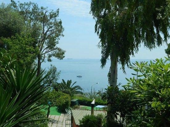 Villaggio Resort Nettuno : Il panorama dal villaggio