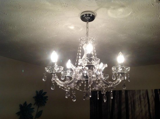 Avalon Guest House: beautiful lighting