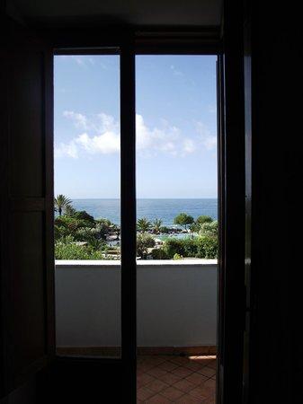 Hotel La Mandorla: vista mare dalla camera