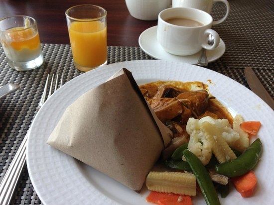 The Danna Langkawi, Malaysia: Breakfast time