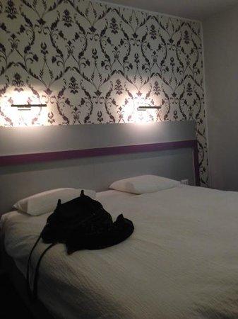 Hotel Trianon: la chambre