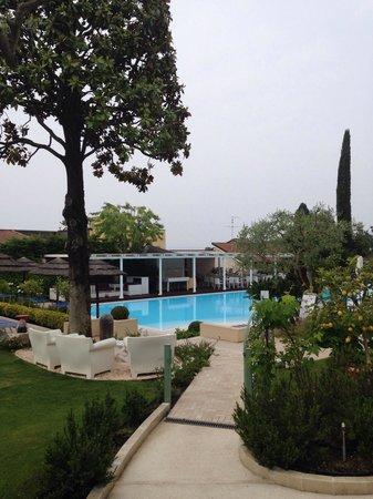 Hotel Olivi Thermae & Natural Spa : Piscina