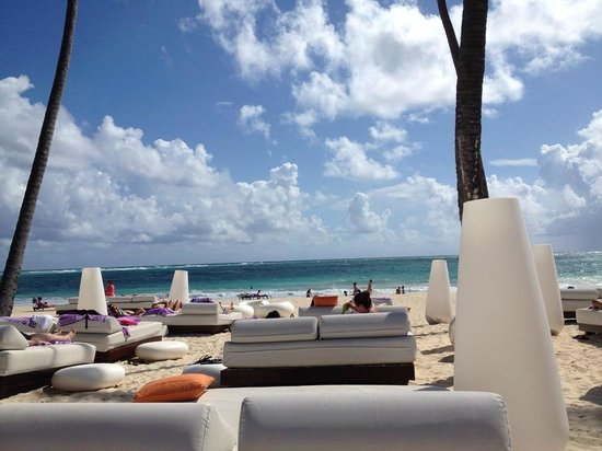 Paradisus Punta Cana : Beach