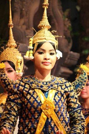 Smile of Angkor: Siem Reap, Cambodia