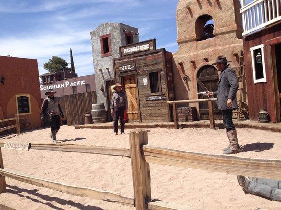 Old Tombstone Western Theme Park: Helldorado