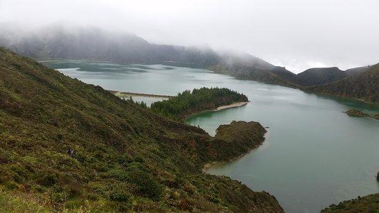Lagoa do Fogo: breathtaking