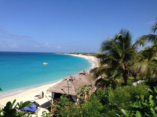 Belmond La Samanna: La Spiaggia dell'albergo