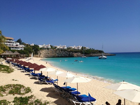 Belmond La Samanna: La Spiaggia dell'albergo II