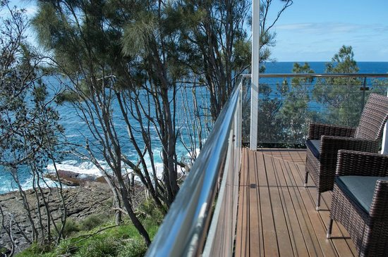 Bannisters by the sea: Luxury Suite