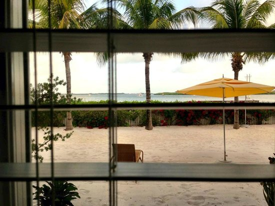 Parrot Key Hotel and Resort: Nice view from back window