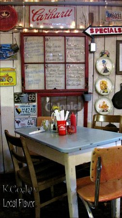 Columbia, TN: Marcy Jo's Mealhouse, Pottsville TN -