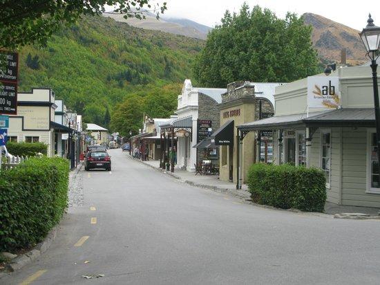 Arrowtown Village : Street Scene, Arrowtown