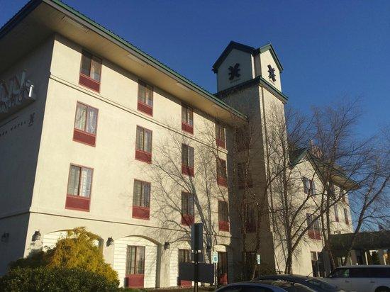 Inn at Wilmington : Fachada