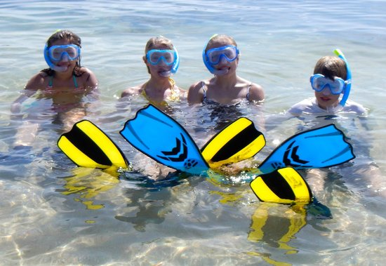 Pearl Beach Resort: Fun snorkel day!