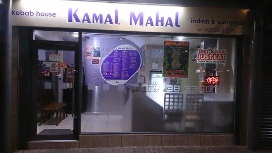 Kamal Mahal Portadown Restaurant Reviews Photos Phone