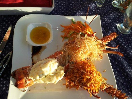 Baja Lobster Company: Best food ever!