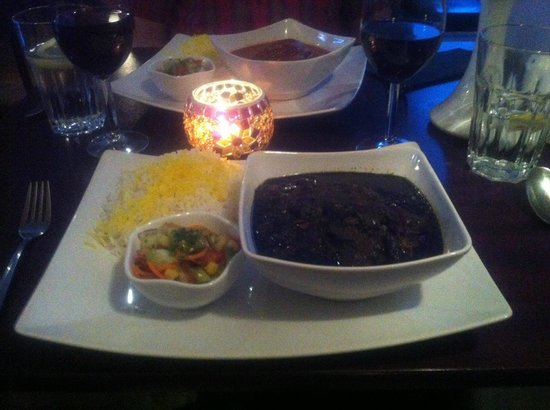 Anar Restaurant: Anar main course