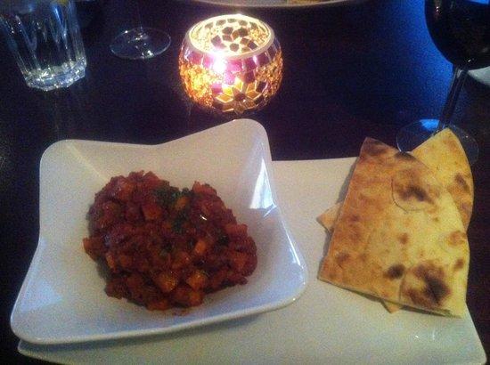 Anar Restaurant: Anar starter