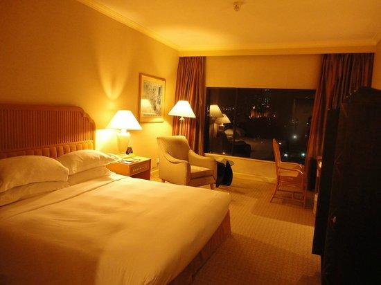 Hilton Colombo: Room