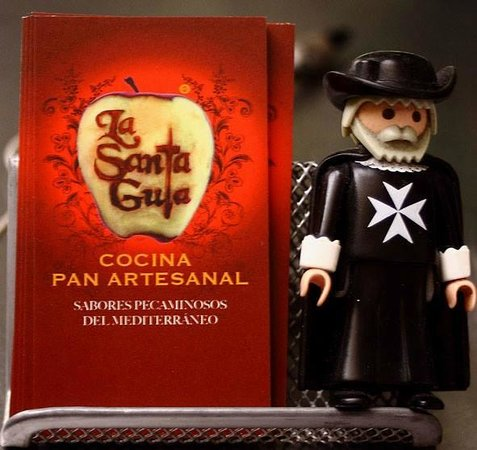 La Santa Gula: El playmobil de los chevalier de Malte