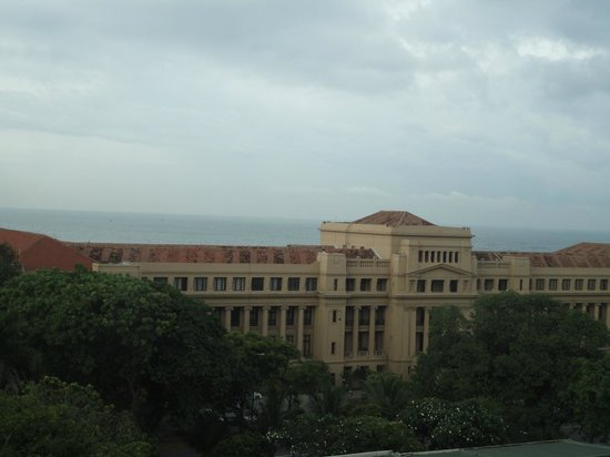 Hilton Colombo: View of the Old Parliament